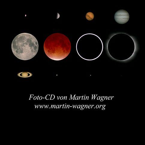 Photo CD with more than 1000 Astronomy Pictures